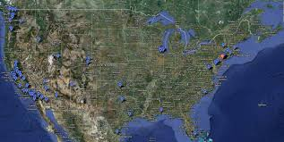 Google Maps Mirrorlink Fema Camp Map New Documents Reveal Plans For Martial Law And Fema