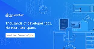 remote developer jobs stack overflow