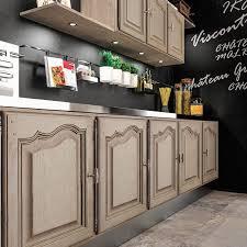 cuisine taupe et bois cuisine bois taupe excellent cuisine noir bois on decoration d