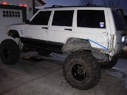 jeep xj leaf springs xj flipping to gain wheelbase pirate4x4 com 4x4 and