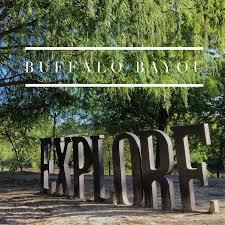 Buffalo Bayou Park Map Buffalo Bayou Park Breakaway Houston