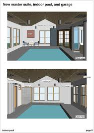 free architectural design architecture master suite indoor pool and garage houston us