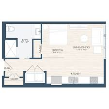 Rectangle Floor Plans Luxury Apartment Floor Plans Denver The Confluence Denver