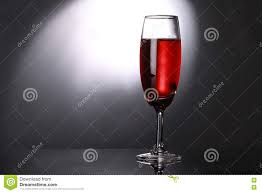luxury red wine in champagne flute stock photo image 81156757