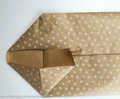 diy gift bags from wrapping paper the happier homemaker