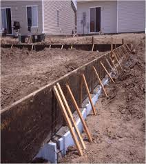 types of foundations for homes slabs for colder climates part 2 installing frost protected
