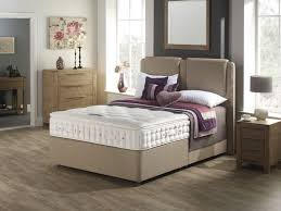 King Size Bed Base Divan Hypnos Cirrus 5 U00270 King Size Sprung Edge Divan Base U0026 Mattress