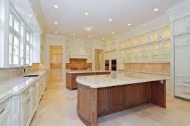 Granada Kitchen And Floor - granada marble floors and ivory chiffon granite kitchen counter