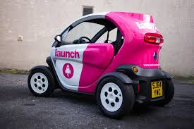 twizy renault get noticed ev promo opportunities for business es in london
