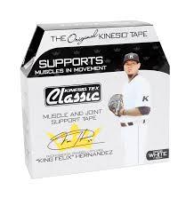 king felix kinesio tex classic 2 u201d white bulk