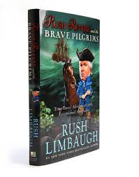 facts about the first thanksgiving for kids review u0027rush revere and the brave pilgrims u0027 by rush limbaugh