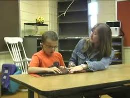 Teaching Deaf Blind Students Students Who Are Deafblind Using Aph Products Youtube
