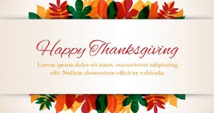 thanksgiving templates business thanksgiving blessings