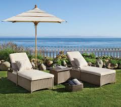 Richard Frinier Brown Jordan by Southampton Chaises Lounges With A Beautiful Ocean View By Brown