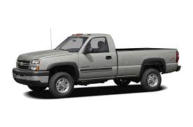 2007 chevrolet silverado 2500hd classic work truck 4x2 regular cab