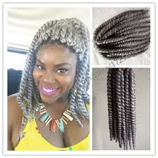 gray hair braided styles 2016 trendy grey color 12 havana twists mambo crochet braids hair