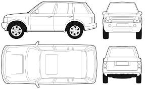range rover evoque drawing car range rover se 2005 the photo thumbnail image of figure