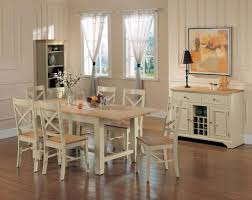 kitchen table cool painted wood dining table and chairs best