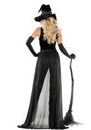 Witch Halloween Costumes Adults Women U0027s Raven Witch Costume