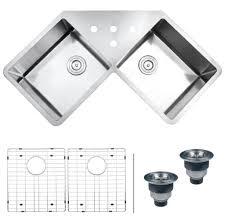 kitchen turbo air corner kitchen console sink design corner