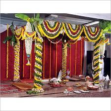 Marriage Decoration Flower Decoration In Durgapur Burdwan West Bengal India