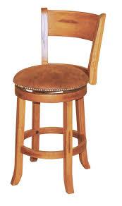 Comfortable Bar Stools With Backs Amazon Com Sunny Designs 1883ro Sedona Swivel Stool With Back