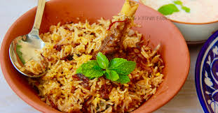 biryani cuisine home made mutton biryani recipe kitchen fables