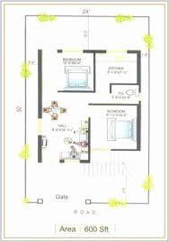 Floor Plans Under 600 Sq Ft Lovely Duplex House Plan for 600 Sq Ft