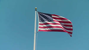 Hd American Flag Usa United States Of America Flag Blowing In The Wind Hd Youtube