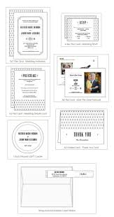 Rapid Rewards Card Invitation 5x7 Flat Folded And Tri Fold Greeting Card Black River Imaging