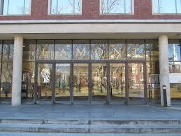 lamont library wikipedia