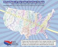 Mapping America Every City Every Block by Statistics U2014 Total Solar Eclipse Of Aug 21 2017