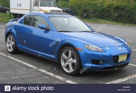 mazda maker mazda rx8 stock photo royalty free image 78209374 alamy
