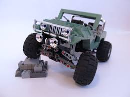 lego jeep instructions lego ideas 4x4 jeep