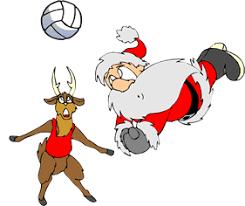 volleyball christmas clip art christmas ideas