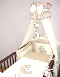 pink and gray nursery with crib canopy for baby simple