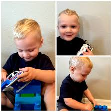 youtube young boys getting haircuts diy toddler boy haircut jules co