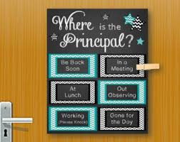 Office Door Decoration Principal Office Sign Where Is The Principal Door Sign Back