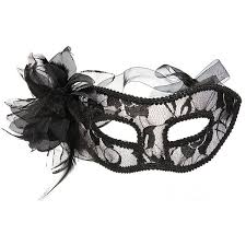 venetian masquerade mask venetian feathered flower lace eye mask party masquerade mask