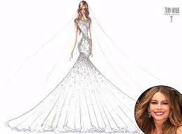 Designer Wedding Dresses Gowns 1225 Best Sketches Brides Images On Pinterest Fashion