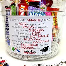 Top 20 Candy Bars Graduation Candy Bar Poem Gift Bucket Plastic Buckets Payday