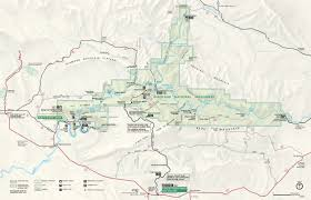 Colorado National Parks Map by Dinosaur Maps Npmaps Com Just Free Maps Period
