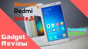 Xiaomi Indonesia Review Spesifikasi Xiaomi Redmi Note 3 Indonesia