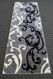 rug runners contemporary modern area runner rug multi color abstract design g24