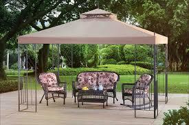 Metal Gazebo 8 X 10 by Amazon Com Sunjoy L Gz288pst 4d Parlay Gazebo Patio Lawn U0026 Garden
