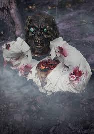 headless zombie zombie decorations halloween accessories