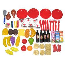 cuisine jouets 60 ingédients pour faire la cuisine home king jouet faire