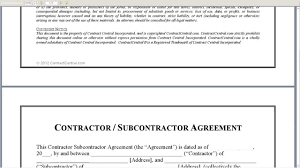 top sample business plan general contractor topics examples