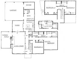 modern houses floor plans architectural floor plans modern house within architects floor