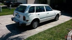 honda civic cvcc 1 5l 4 speed manual wagon
